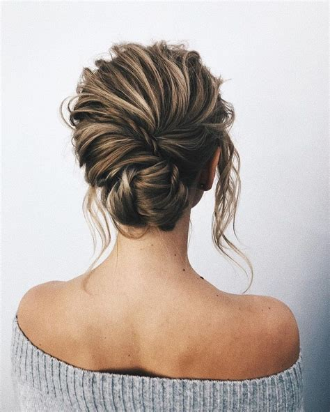 Bridesmaid Updos Hairstyles by Beautiful Wedding Updos For Any Looking For A Unique
