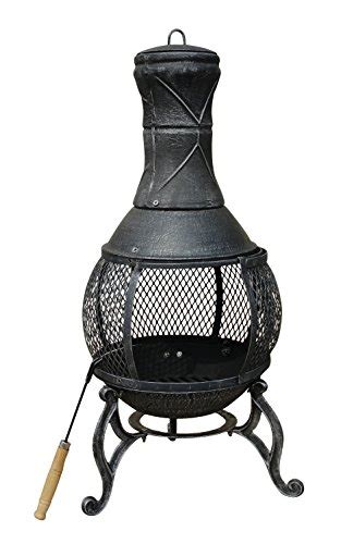 Large Cast Iron Chiminea Sale - bbq sale charcoal gas portable bbqs reviews tips
