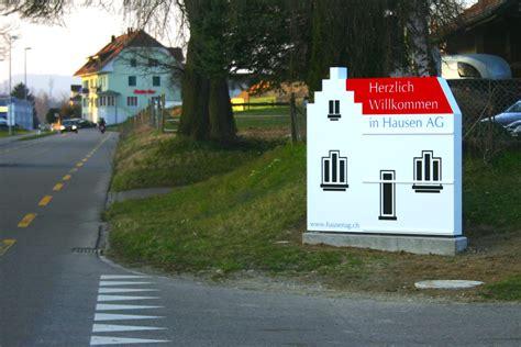 Gemeinde Hausen  Gebr Knecht Ag