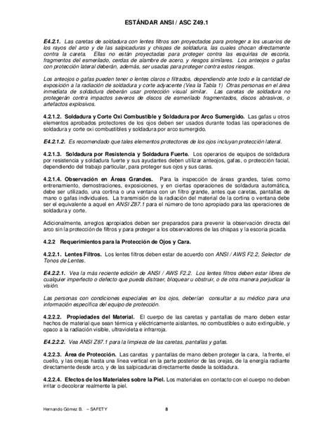 Ansi z49-1-seguridad-en-soldadura español