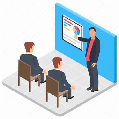 Training Professional Icon Development Seminar Presentation Icons