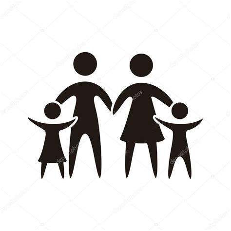 symbol familie familie symbol stockvektor 169 yupiramos 23537621