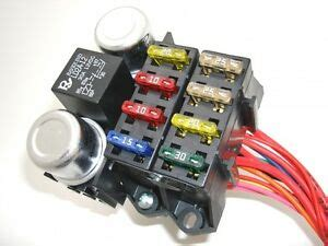 Ezwire Hot Rod Wiring Harness Painless Install Ebay