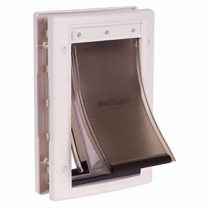 635 petsafe extreme weather pet door small