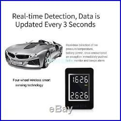 tpms wireless  sensors tire pressure monitoring system