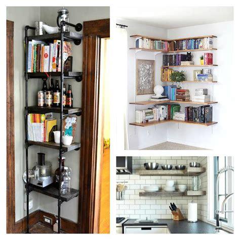 astuce de rangement cuisine astuce rangement 25 idées pour étagères et bibliothèques