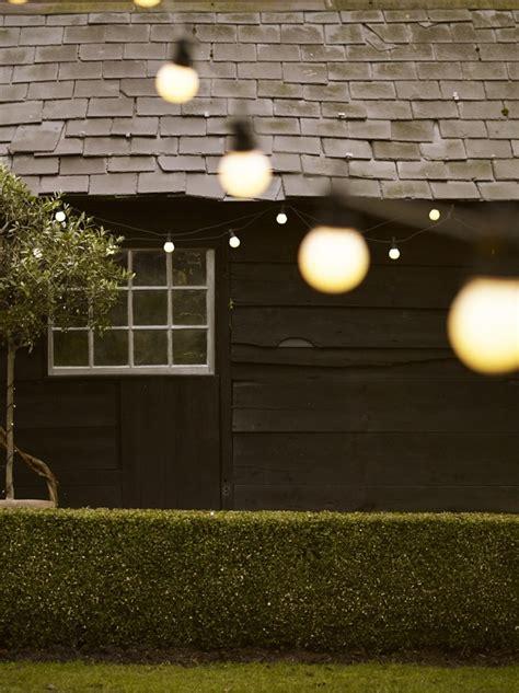 white patio lights string interior design ideas