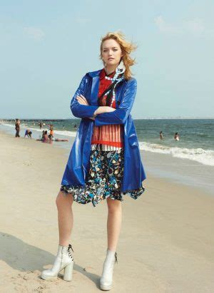 Gemma Ward Wears the Most Colorful Cruise Collections for ...