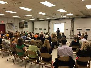 Large Crowd at Wednesday Public Meeting on Future of ...