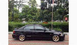 Honda Civic Ferio Matic Hitam 2000  Full Modifikasi