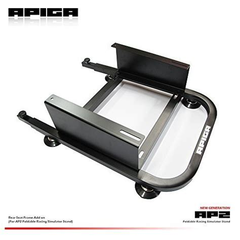 APIGA   Rear Seat Frame Add on for AP2 Foldable Racing