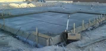 pouring concrete slab concrete patio slab concrete slab