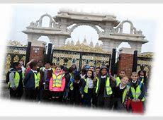 Year 4 Visit to BAPS Shri Swaminarayan Mandir Hindu Temple