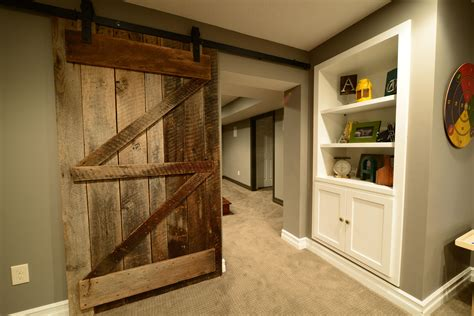 barn door basement prosource wholesale
