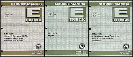 online auto repair manual 2005 cadillac srx on board diagnostic system 2005 cadillac srx repair shop manual original 3 volume set