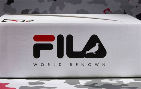 staple  fila pigeon collection sneaker bar detroit