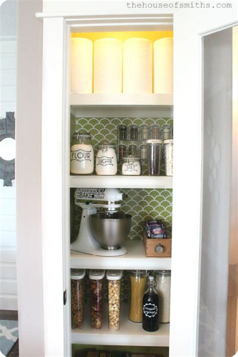 organization ideas  small pantries