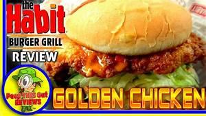 the habit burger grill golden chicken sandwich review