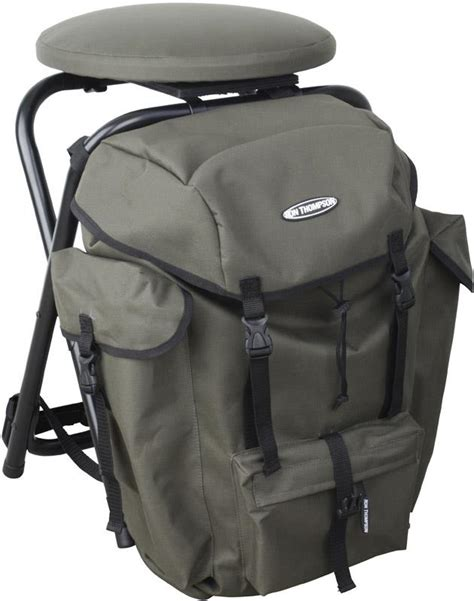 siege sac a dos siege sac a dos thompson heavy duty backpack chair 360