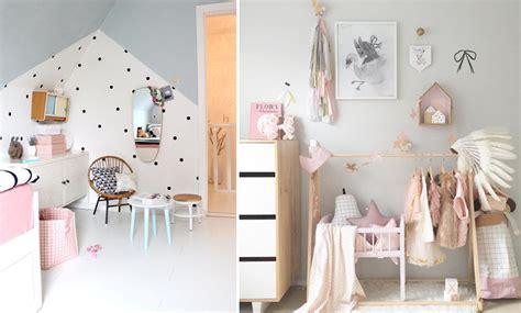 deco chambre style scandinave chambre bebe fille scandinave design de maison