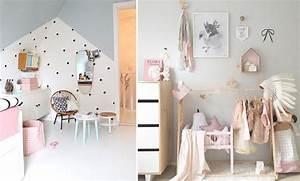 Deco Scandinave Chambre Bebe : deco scandinave chambre bebe fille ~ Melissatoandfro.com Idées de Décoration
