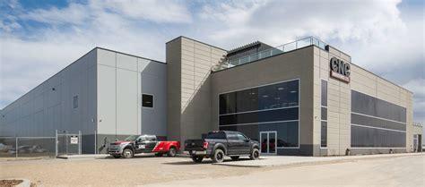 CNC Industries - Eagle Builders