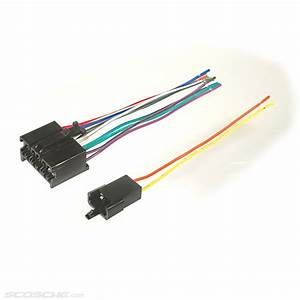 Plugs Into Early Gm Factory Radio Car Stereo Wiring