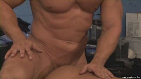 Robert Van Damme Fucks Rob Romoni Dirty Muscle Scene 5