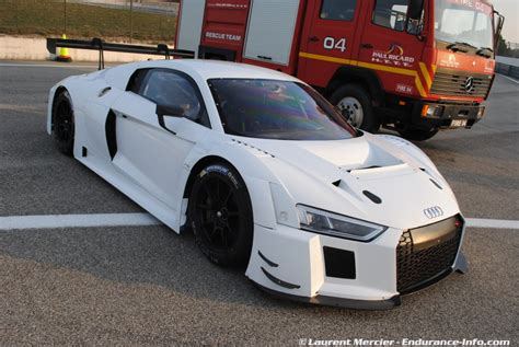 audi  lms spotted  paul ricard