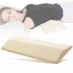 long sleeping pillow for lower back painmultifunctional With back pain from pillow