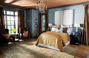 An English Country style home - Traditional - Bedroom ...