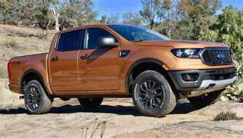 ford ranger colors ford trend