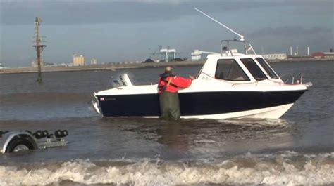 Warrior Fishing Boats For Sale Uk by Warrior Proangler Boat Test Boat Demo Youtube
