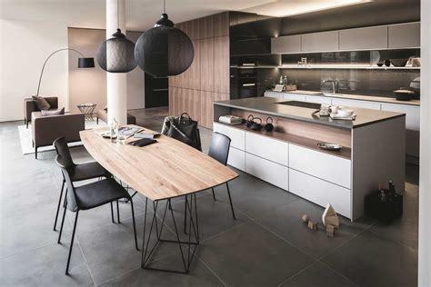 cuisine blanche et bois de style scandinave la tendance
