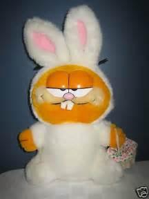 Vintage Garfield Plush