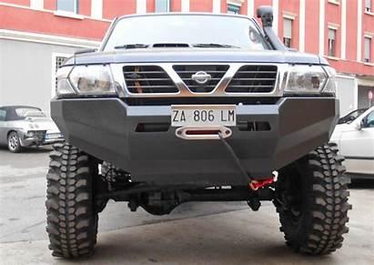 Patrol Nissan Y61 Gr Td