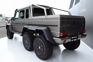 Mercedes 6 6 : mercedes benz g63 amg 6x6 wikipedia ~ Medecine-chirurgie-esthetiques.com Avis de Voitures