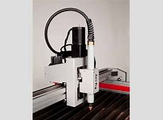 Swiftcut 2500 84 CNC plasma cutting table with