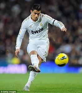 Gareth Bale and Cristiano Ronaldo are mirror images as ...