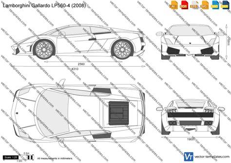 templates cars lamborghini lamborghini gallardo lp