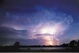 Risk of Severe Thunder...
