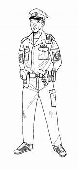 Police Coloring Policeman Pages Printable Deviantart Sheets Patrolman Linseed Gits Cartoon Officers Horse Bear Olphreunion Pre Popular Law Order Teddy sketch template