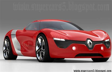 Latest Cars Renault Electric Concept Car