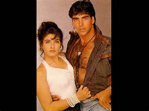 IS SHE LYING? Raveena Tandon Talks About Her Equation With ...