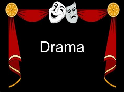 Drama Class One