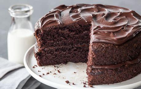 dark chocolate layer cake  foods market