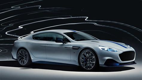 Electric Aston Martin Production Canceled Before Start ...
