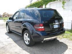 Trim family base edition 10. Test Drive: 2008 Mercedes-Benz ML550 - Autos.ca