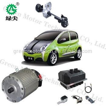4 10kw high power hub electric car motor 5 kw electric car