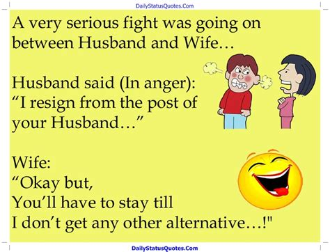Husband Wife Fight Quotes Images